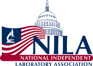 The National Independent Laboratory Association Logo